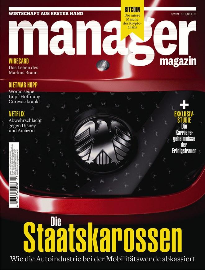 Manager Magazin Abo (12 Ausgaben) für 103 € mit 85 € BestChoice-Gutschein (Kein Werber nötig)