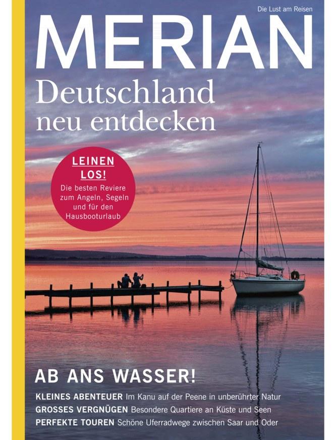 Merian Abo (12 Ausgaben) für 98,80 € mit 70 € BestChoice-Gutschein (Kein Werber nötig)