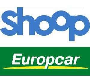 [Shoop] Europcar 12% Cashback + 10€ Shoop-Gutschein + 10€ / 19€ Rabatt-Gutschein