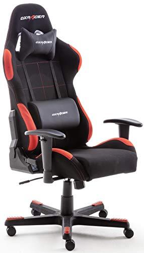[Prime] DX Racer 1 Gaming- / Bürostuhl (schwarz/rot)