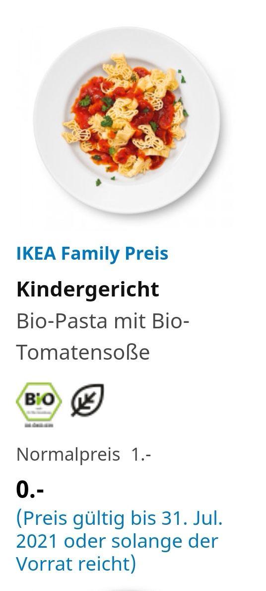 Ikea Family Kindergericht (Lokal- Berlin-Lichtenberg)