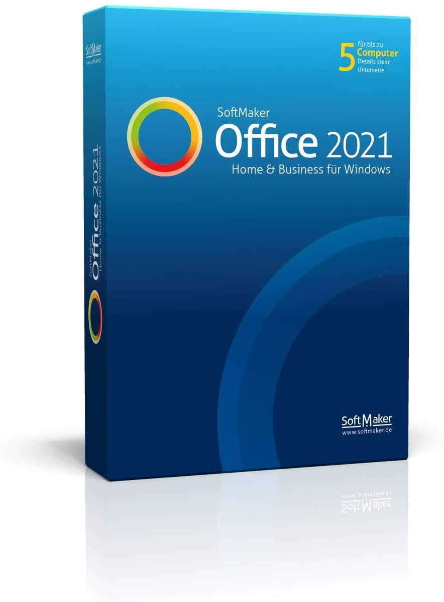 Softmaker Office 2021 [unbegrenzt] + Steganos Password Manager 22 [1 Jahr] Download