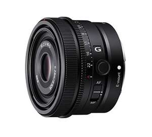 Sony Objektiv SEL FE 40mm F2.5 G SEL40F25G E-Mount