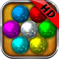 [google play store] Magnetic Balls HD + 3 weitere Balls Puzzle