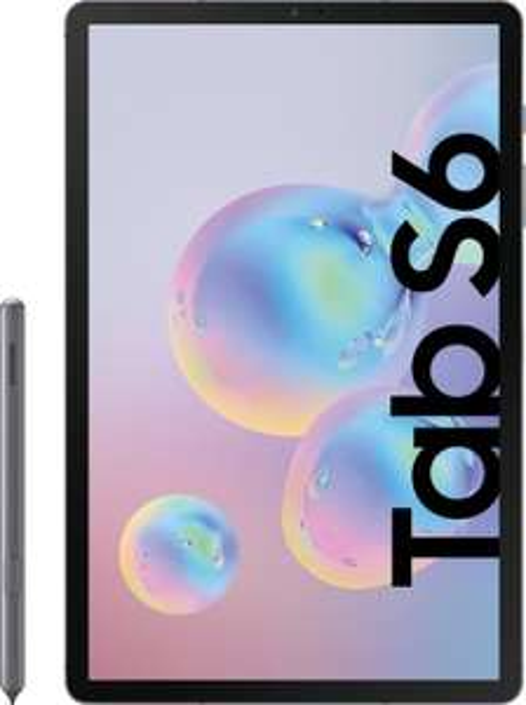 NBB Samsung Galaxy Days: z.B. Tab S6 8/256GB LTE - 550,80€   Tab S6 Lite 4/64GB LTE - 296,65€   Tab S6 Lite 4/64GB WiFi - 228,65€