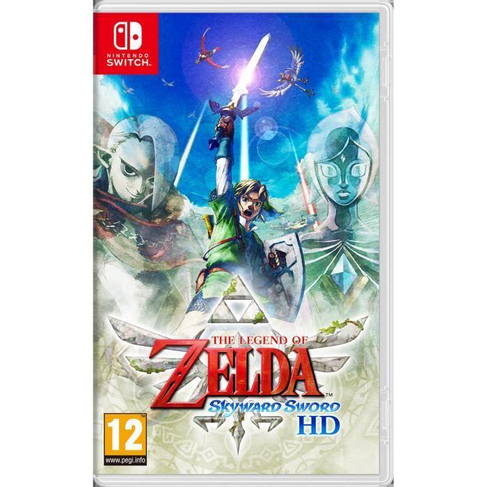 Cdiscount a Volonte: 20€ Gutschein mit 29€ MBW für Neukunden - z.B. The Legend of Zelda : Skyward Sword HD (Switch) für 29,99€