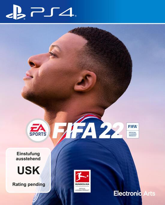 FIFA 22 Ultimate Edition - PS5 - PS4 - PSN