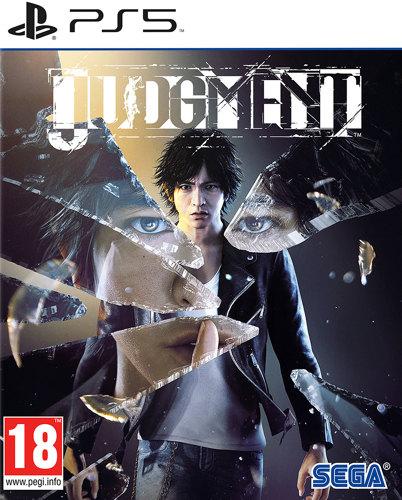 PS5 - Judgment - [Netgames.de]