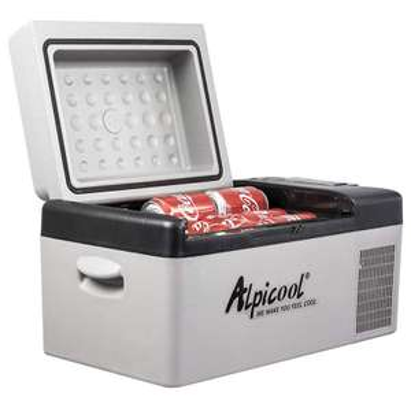 Alpicool C20 tragbarer 2in1 Mini Kühlbox für 189,99€