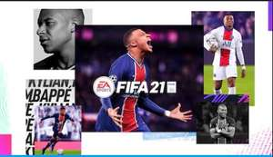 [playstation store] FIFA 21 Standard Edition PS4™ & PS5™