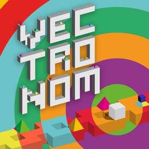 """Vectronom"" (iOS/Andoid) gratis - ohne Werbung / ohne InApp-Käufe - (iPhone / iPad / Apple TV /Android) Preisgekröntes Spiel - Gönnt euch!"