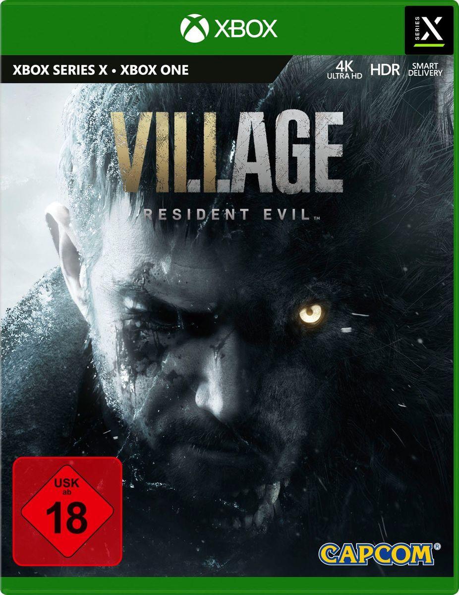 Resident Evil Village (Xbox One & Series X/S, deutsche USK-Version, Metacritic 84/8.5)