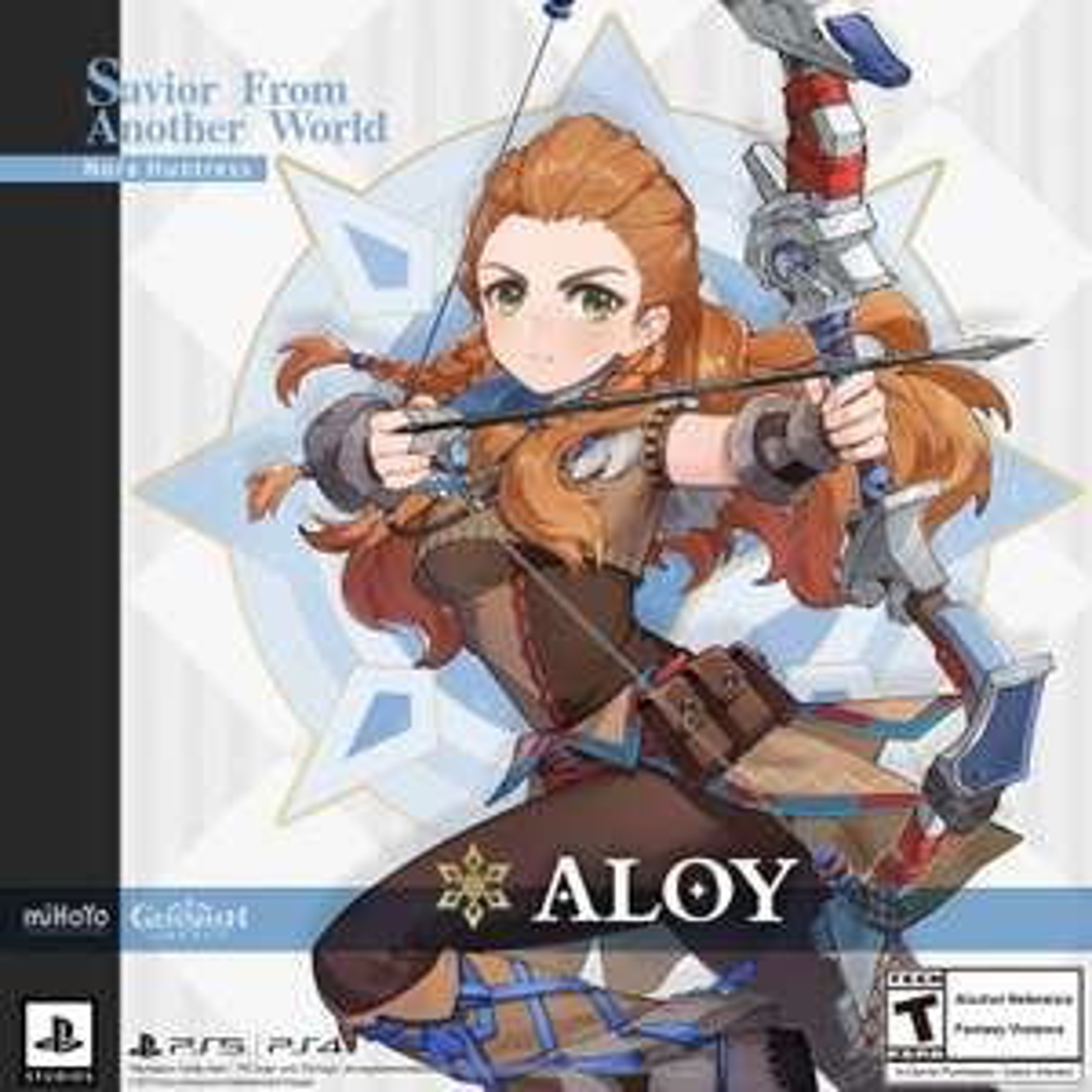Genshin Impact - Kostenloser 5 Sterne Charakter Aloy aus Horizon Zero Dawn