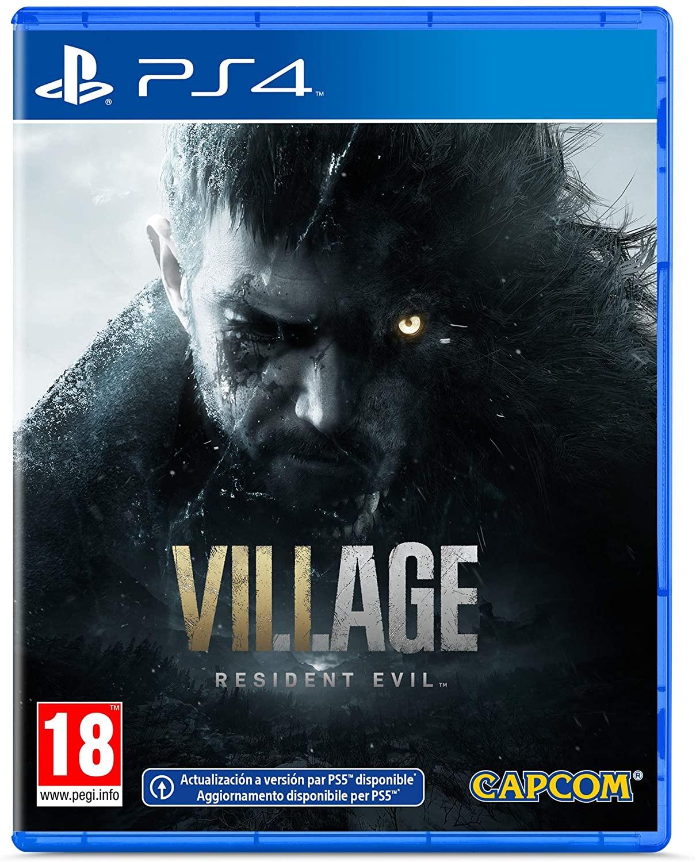 Resident Evil 8 Village (PS4/PS5) für 36,54€ (Amazon App Spanien - Erstbesteller)