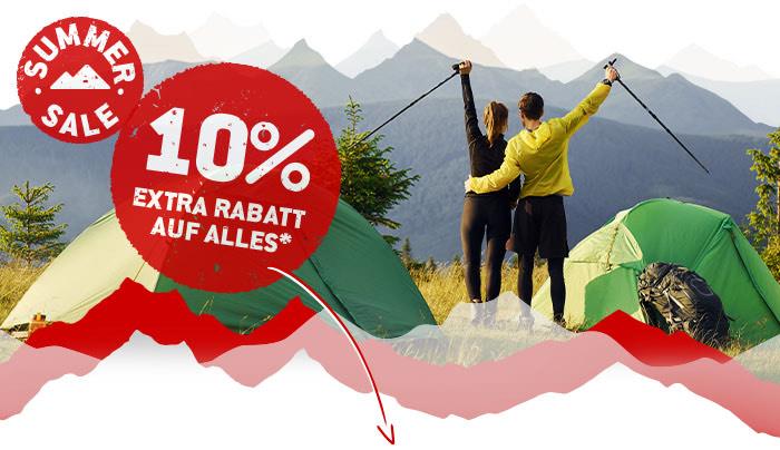 [Bergfreunde] 10% auf alles, auch auf reduzierte Ware