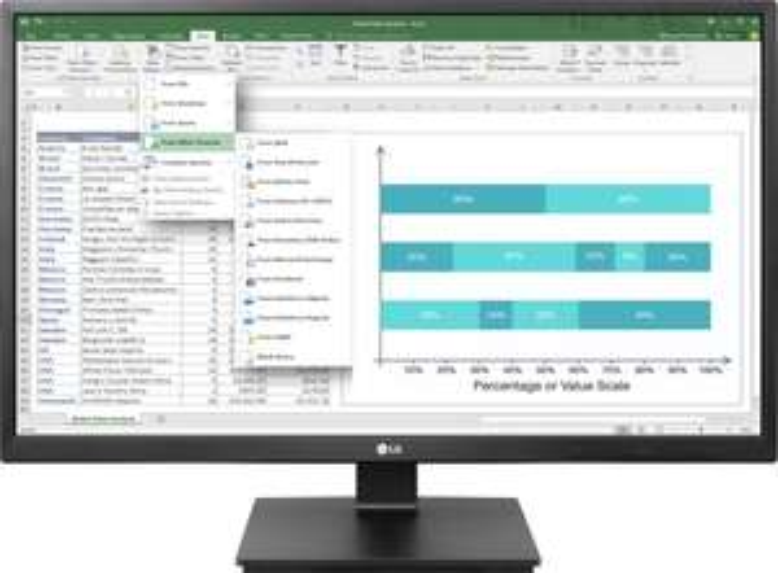 "Gewerbe-Deals bei Bechtle: z.B. LG 24BK550Y-I Monitor (23.8"", FHD, IPS, 60Hz, 250cd/m², HDMI, DP, DVI, VGA, 2x USB, Pivot, 3J Gar.)"