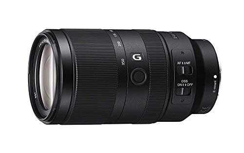 Sony E 70-350mm f/4.5-6.3 G OSS | APS-C, Super-Telezoom-Objektiv (SEL70350G) Effektiv 619€