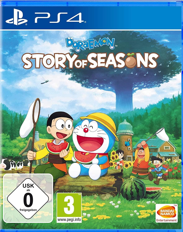 Doraemon: Story of Seasons (PS4) für 9,99€ (Saturn & Media Markt & Amazon Prime)