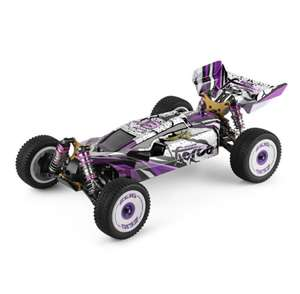 Wltoys 124019 4WD RC Auto Ready to Race 1/12