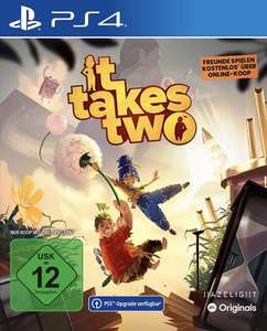It Takes Two (PS4 / PS5 / Xbox One / Series X)