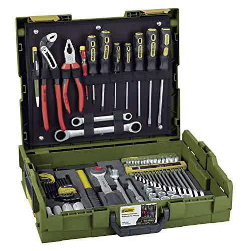 Proxxon Handwerker-Universal-Werkzeugkoffer in L-BOXX 69-teilig