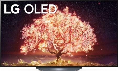 LG OLED65B19LA.AEU OLED TV (65 Zoll (164 cm)