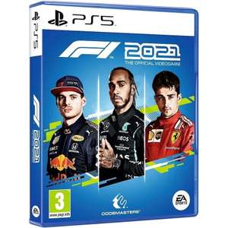 F1 2021 - Formel 1 - PS5