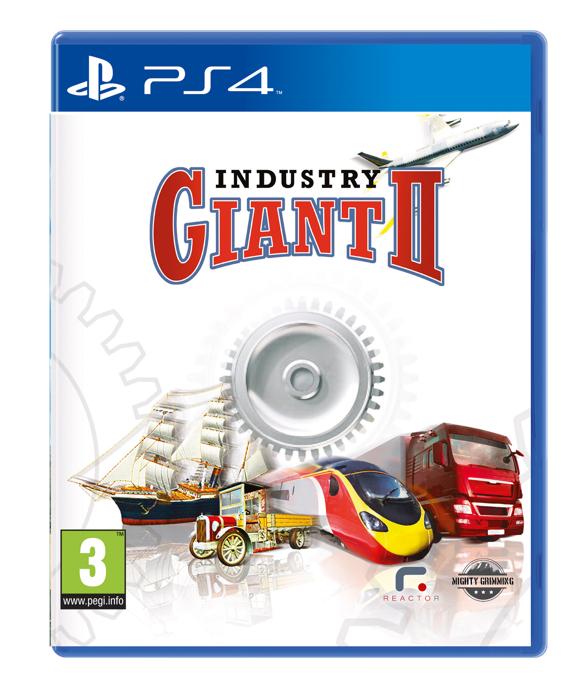 Der Industrie Gigant II: HD Remake (PS4) [Coolshop]