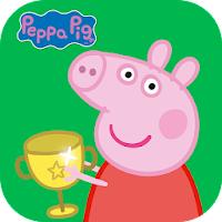[android + ios] Peppa Pig: Sporttag | > 1 Mio Downloads, ohne Werbung und In App Käufe.