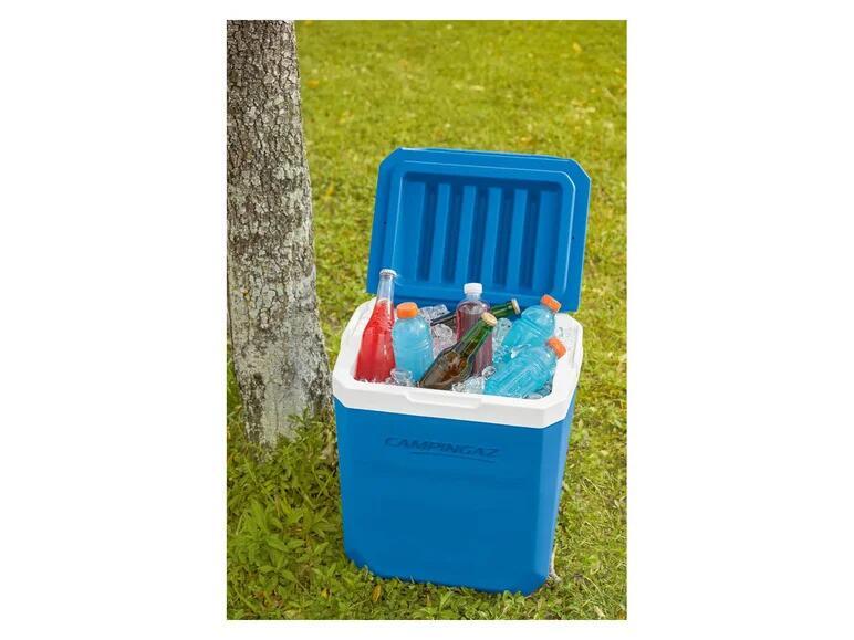[Amazon Prime] CAMPINGAZ Kühlbox »Icetime Plus«, 30 l in blau, Klassische Kühlbox (Vorbestellung)