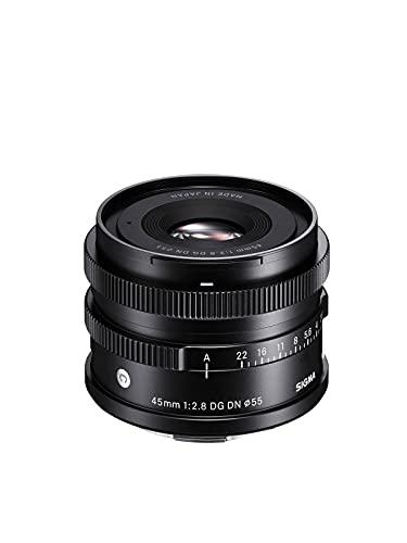 Sigma 45mm F2.8 DG DN Contemporary Sony E-Mount