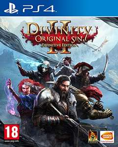 Divinity Original Sin 2: Definitive Edition (PS4) für 20,71€ (Amazon UK)