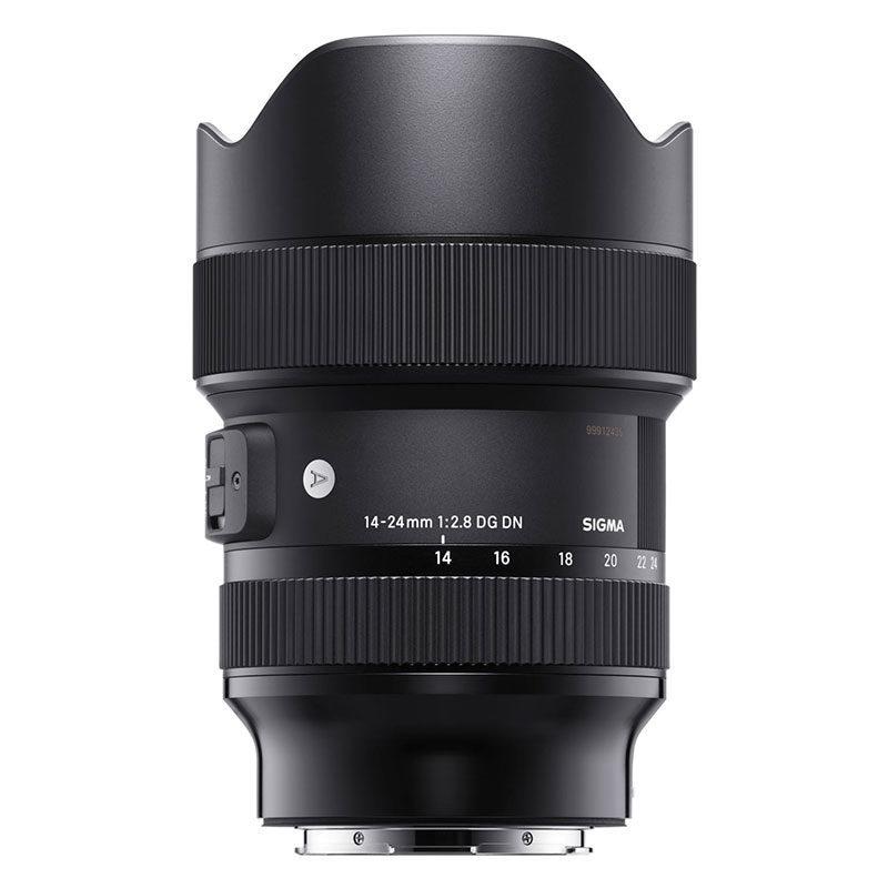 Sigma 14-24mm F2.8 DG DN Art Objektiv für Sony E-Mount