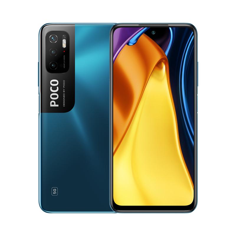 "[Poco Store App] Xiaomi Poco M3 Pro 5G 4+64GB (6,5"" FHD 90Hz, 48MP, NFC, Dimensity 700, 324k Antutu,5000mAh, IP53)"