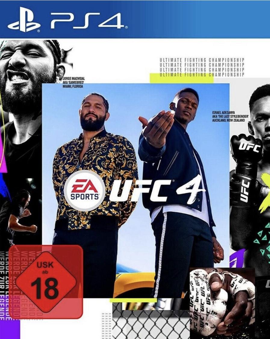 UFC 4 für Playstation 4