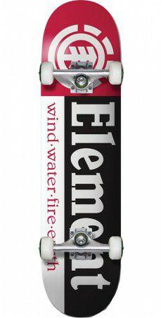 Skate-und Longboard Sammeldeal(8), z.B. ELEMENT Skateboard Komplettboard SECTION, Modell 2021 für 67,91€ [eBay.de]