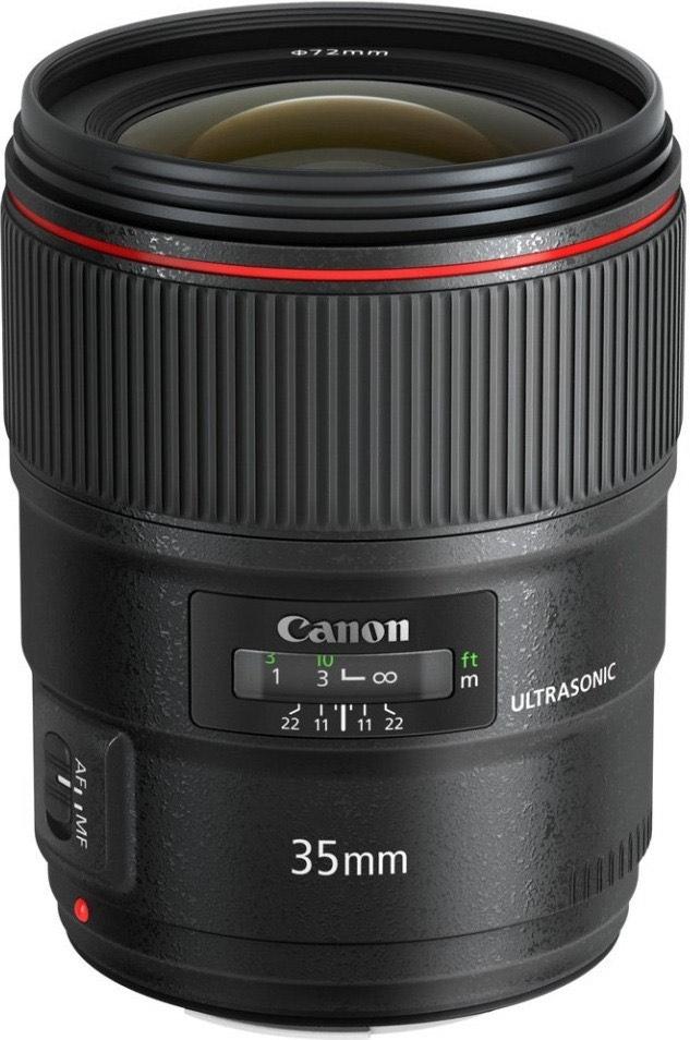 Canon EF 35mm F1.4 L II USM Objektiv