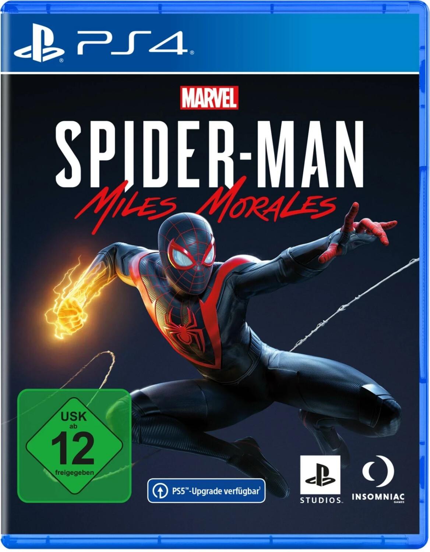 [Mediamarkt Niederlande] Marvel's Spider-Man: Miles Morales   PlayStation 4 (inc.PS5 Upgrade) für 19,99€