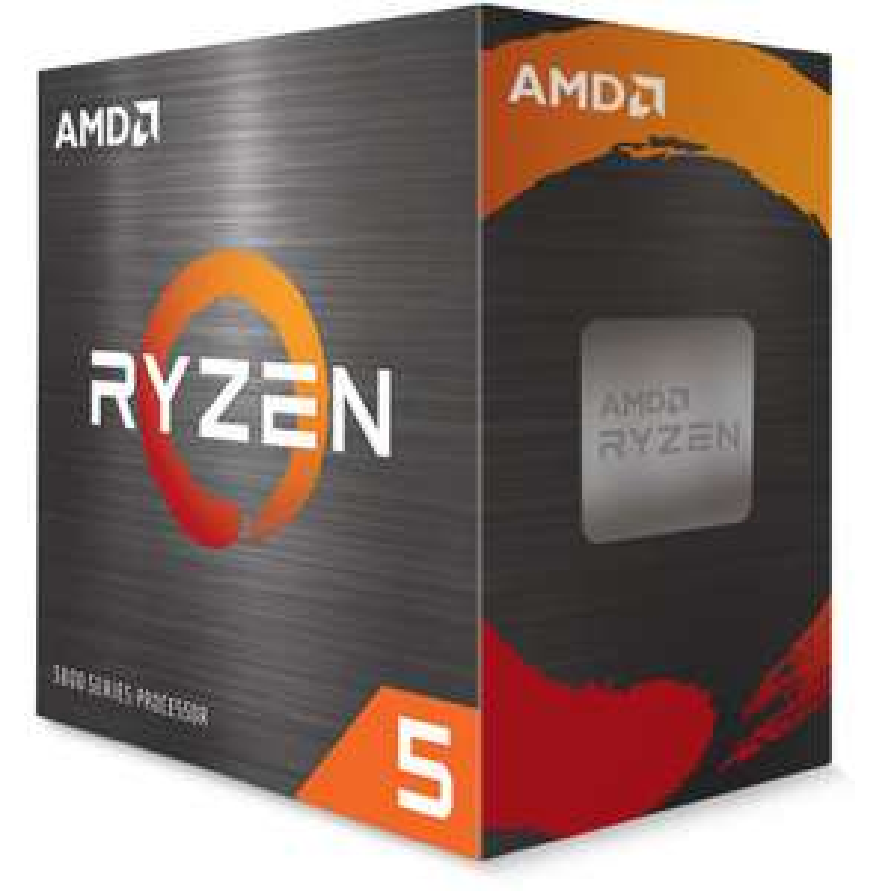[Mindstar] AMD Ryzen 5 5600X, CPU, 6C/12T