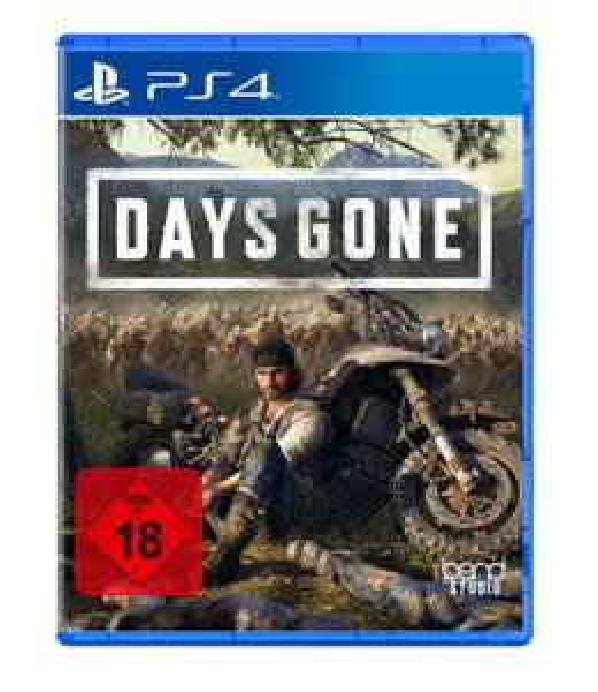 [Medimops] - Days Gone (Sony PlayStation 4) GEBRAUCHT für 6,85 € bzw. 7,12 € inkl. Versand