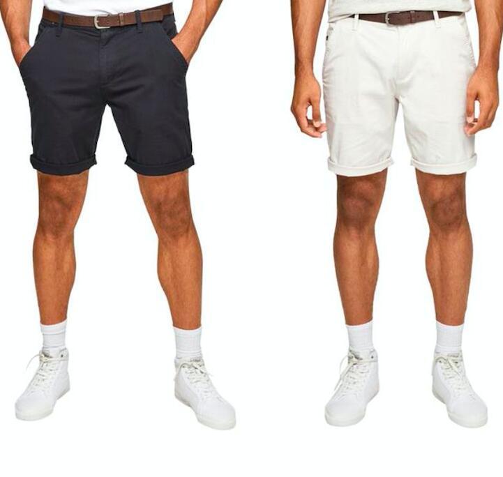 2x Shorts eurer Wahl (S.Oliver, Jack & Jones, Only & Sons usw.) für zusammen 40€