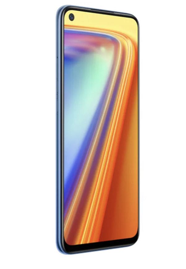 Bestpreis Realme 7 64GB 6GB Mist Blue