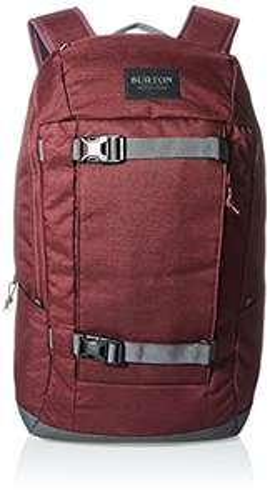 Burton Kilo 2.0 Daypack Rucksack (Weinrot, 27 l, Amazon)