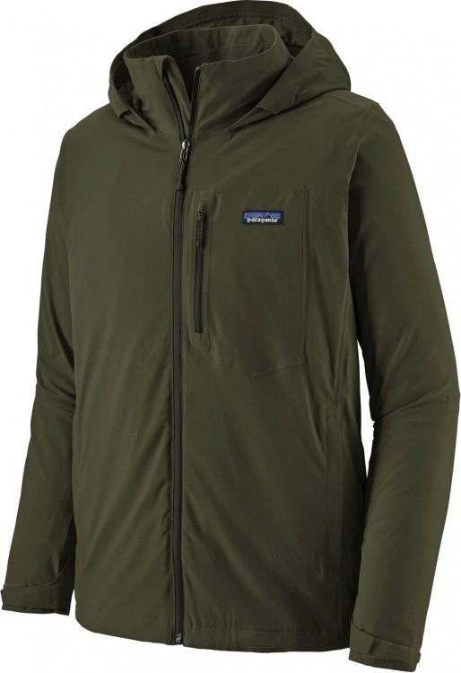 Patagonia Quandary Jacket Funktionsjacke grün (Größen M und XL)