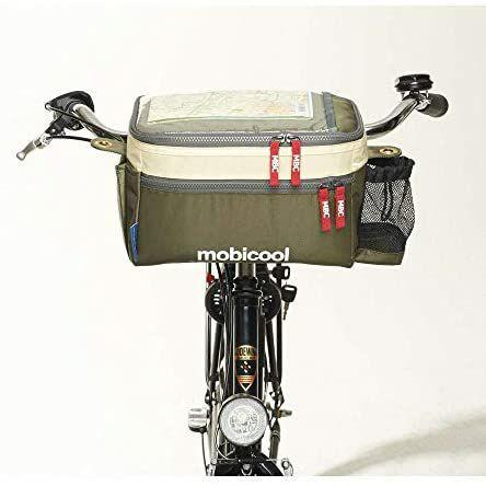 MobiCool Sail 7 Bikebag Kühltasche Fahrrad-Lenkertasche, 7L, 6 verschiedene Farben [eBay.de]