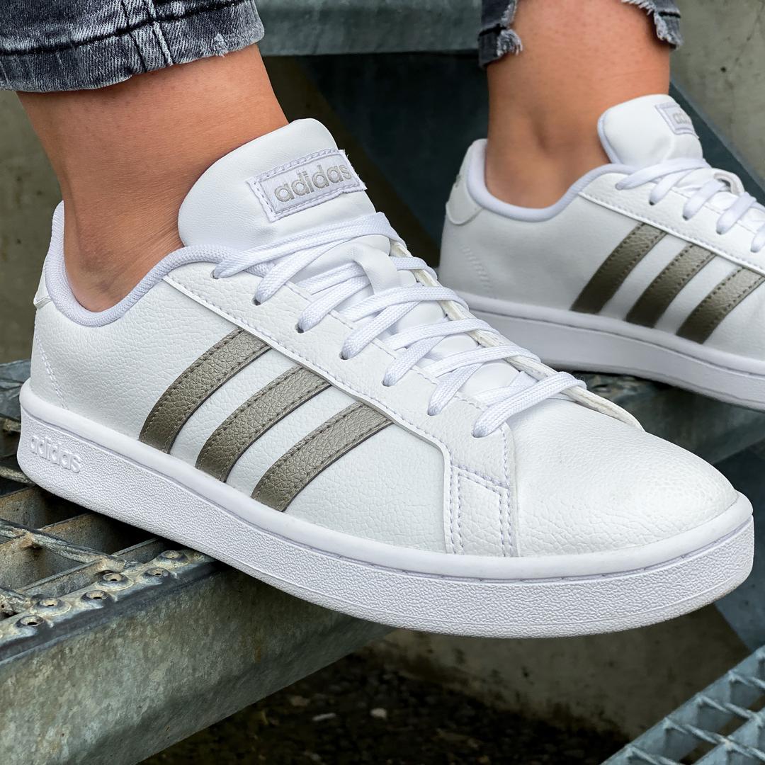 adidas Grand Court Damen Sneaker (Gr. 36 - 42) [B-Ware]