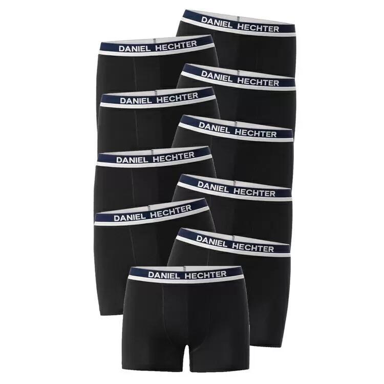 Vorteilshop-Geburtstag-Aktion: 30% Rabatt auf alles ab 30€ MBW - z.B. 10er Pack Daniel Hechter Boxershorts (M - 3XL, 3 verschiedene Farben)