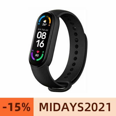 Xiaomi Mi Band 6 Fitness Tracker für 33,99 €