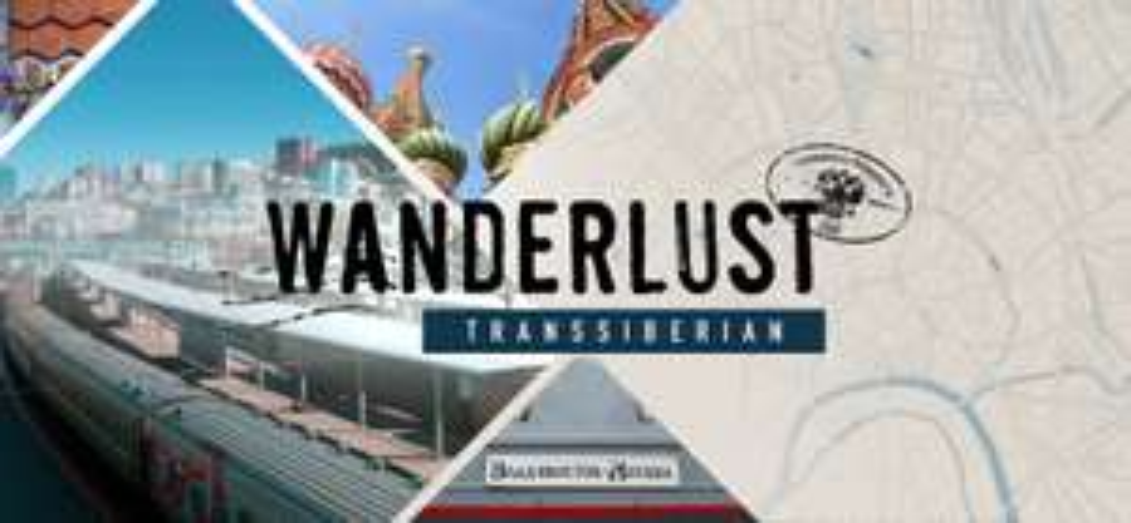 Wanderlust: Transsiberian @ GOG.com