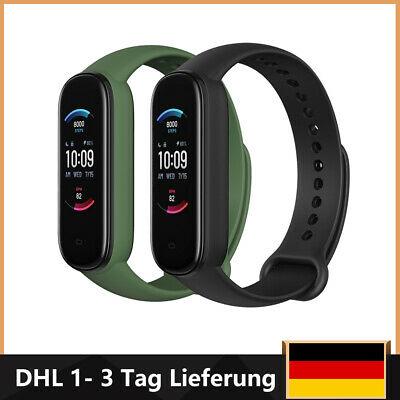Amazfit Band 5 Bluetooth Smartwatch AMOLED Blood Oxygen Monitor Fitness Tracker
